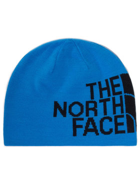 The North Face The North Face Czapka Rvsbl Tnf Banner Bne NF00AKNDME91 Niebieski