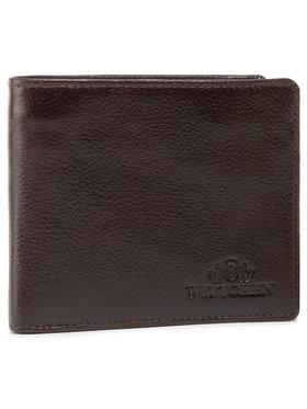 Wittchen Wittchen Velká pánská peněženka 21-1-019-44L Hnědá