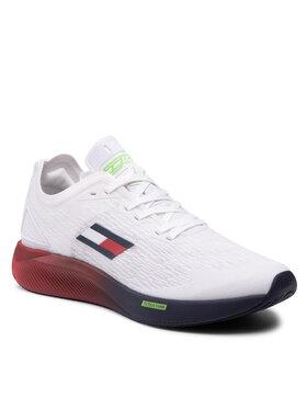 Tommy Hilfiger Tommy Hilfiger Sportcipő Ts Elite 3 FD0FD00028 Fehér