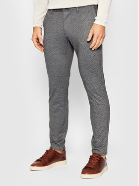 Only & Sons Only & Sons Spodnie materiałowe Mark 22020392 Szary Tapered Fit