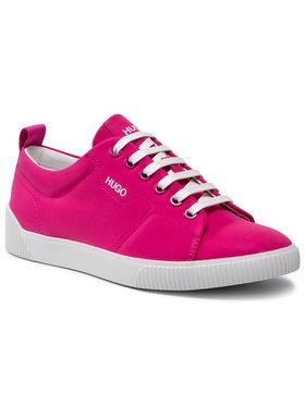 Hugo Hugo Sneakers Zero 50452344 10235201 01 Rose