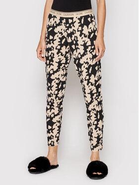 Calvin Klein Underwear Calvin Klein Underwear Spodnie piżamowe Lounge 000QS6434E Beżowy
