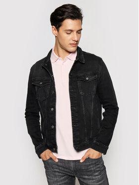 KARL LAGERFELD KARL LAGERFELD Jeansová bunda 505800 511835 Černá Regular Fit