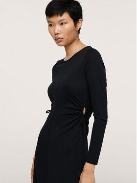 Mango Mango Sukienka codzienna Gabi2 17097745 Czarny Slim Fit
