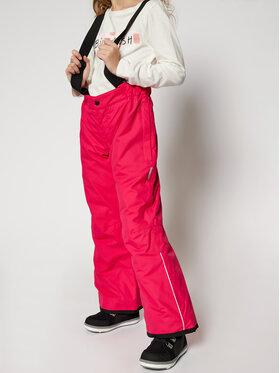 Reima Reima Spodnie narciarskie Proxima 522277 Różowy Regular Fit