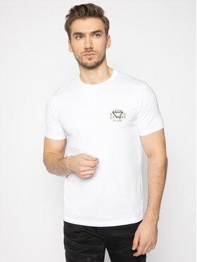 Emporio Armani Emporio Armani T-Shirt 3H1T9G 1JCQZ 0100 Biały Regular Fit