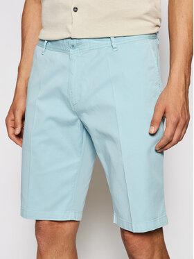 Roy Robson Roy Robson Pantaloncini di tessuto 985-59 Blu Regular Fit