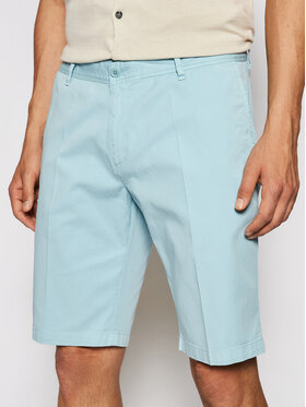 Roy Robson Roy Robson Short en tissu 985-59 Bleu Regular Fit