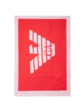 Emporio Armani Emporio Armani Ręcznik 211772 0P445 00175 Czerwony