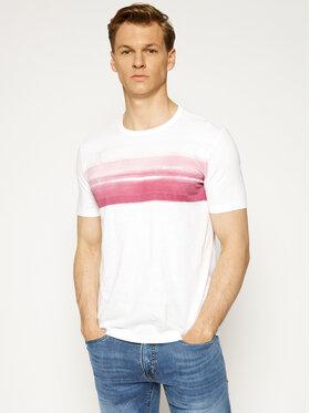 Marc O'Polo Marc O'Polo T-Shirt 024 2176 51472 Biały Regular Fit