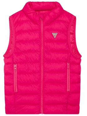 Guess Guess Kamizelka H93T01 WCAO0 Różowy Regular Fit