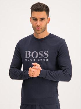 Boss Boss Mikina Tracksiut 50420367 Tmavomodrá Regular Fit