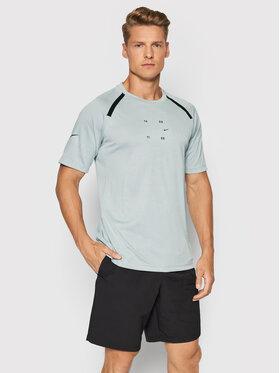 Nike Nike T-Shirt Tech Pack CU3764 Szary Standard Fit