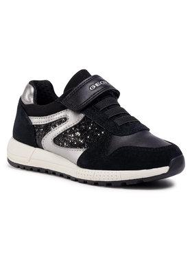 Geox Geox Sneakers J Alben G. A J04AQA 022EW C9999 S Nero