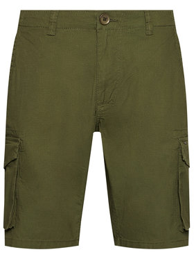 Only & Sons Only & Sons Stoffshorts Mike 22019487 Grün Regular Fit