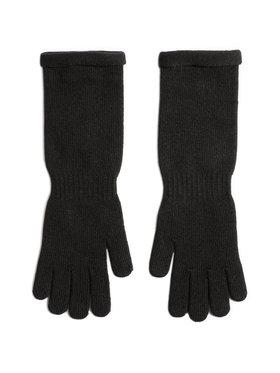 Gino Rossi Gino Rossi Ženske rukavice O3W6-002-AW20 Crna