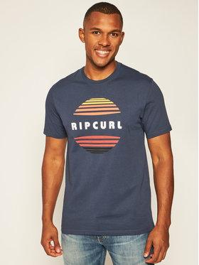 Rip Curl Rip Curl T-Shirt El Mama Tee CTEQM5 Tmavomodrá Standard Fit