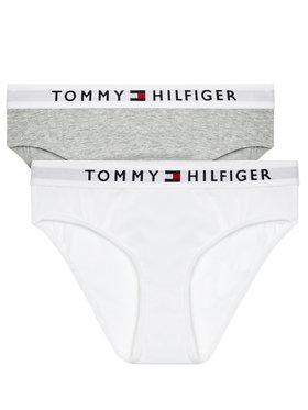Tommy Hilfiger Tommy Hilfiger 2er-Set Damenslips UG0UG00382 Bunt