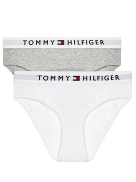 Tommy Hilfiger Tommy Hilfiger Sada 2 kusů kalhotek UG0UG00382 Barevná
