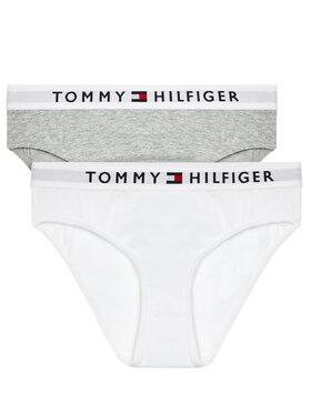 Tommy Hilfiger Tommy Hilfiger Set 2 perechi de chiloți de damă UG0UG00382 Colorat