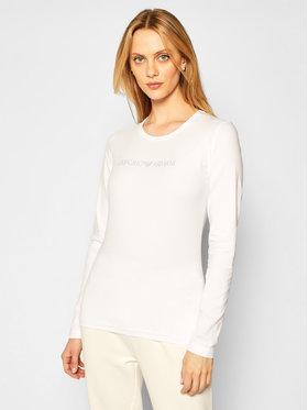 Emporio Armani Underwear Emporio Armani Underwear Bluzka 163229 0A263 00010 Biały Regular Fit