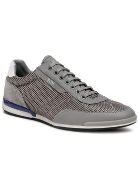 Boss Boss Sneakersy Saturn 50455313 10236286 01 Šedá