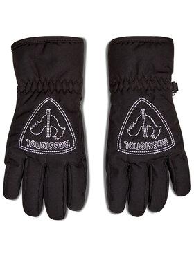 Rossignol Rossignol Lyžiarske rukavice Jr Rooster RLIYG09 Čierna