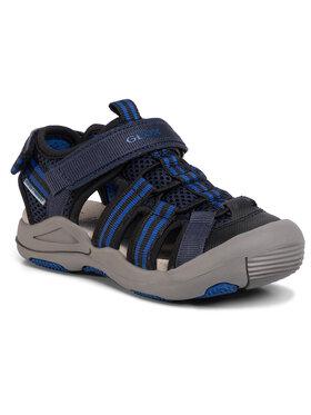 Geox Geox Basutės J Sandal Kyle A J02E1A 014CE C4226 S Tamsiai mėlyna