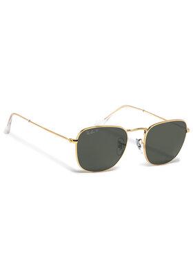 Ray-Ban Ray-Ban Слънчеви очила Frank 0RB3857 919658 Зелен