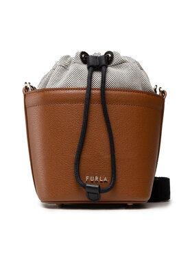 Furla Furla Handtasche Vertigine WB00332-BX0006-GHN00-1-007-20-CN-B Braun