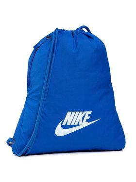 NIKE NIKE Plecak BA5901-480 Granatowy