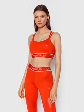 Calvin Klein Performance Calvin Klein Performance Soutien-gorge sport Low Support 00GWT1K125 Orange