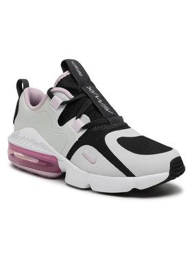 Nike Nike Boty Air Max Infinity (Gs) BQ5309 006 Šedá