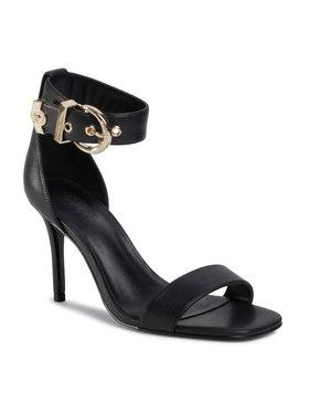 Versace Jeans Couture Versace Jeans Couture Σανδάλια E0VZAS70 Μαύρο
