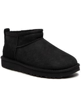 Ugg Ugg Παπούτσια W Classic Ultra Mini 1116109 Μαύρο