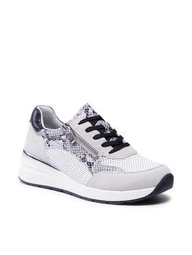 Caprice Caprice Sneakersy 9-23723-26 Szary