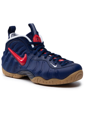 Nike Nike Обувки Air Foamposite Pro CJ0325 400 Тъмносин