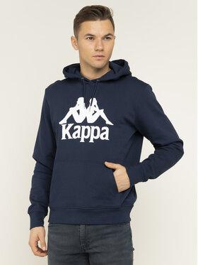 Kappa Kappa Суитшърт Taino 705322 Тъмносин Regular Fit