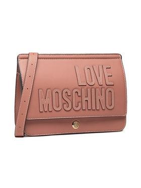 LOVE MOSCHINO LOVE MOSCHINO Дамска чанта JC4179PP1DLH0611 Розов