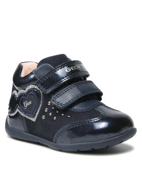 Geox Geox Зимни обувки B Kaytan G. A B1651A 022HI C4021 Тъмносин