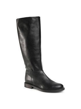 Trussardi Jeans Trussardi Jeans Klassische Stiefel 79A00618 Schwarz