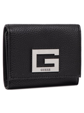 Guess Guess Portefeuille femme grand format Brightside (VY) Slg SWVY75 80430 Noir