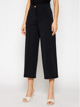 Pinko Pinko Текстилни панталони Svelto PE 21 BLK01 1G15SA 5872 Черен Regular Fit
