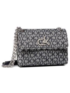 Calvin Klein Calvin Klein Handtasche Re-Lock J Conv Crossboy Md K60K606782 Dunkelblau