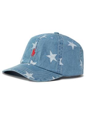 Polo Ralph Lauren Polo Ralph Lauren Καπέλο Jockey Baseball Cap 321793582001 Μπλε