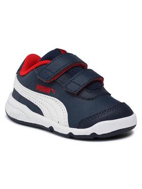 Puma Puma Sneakersy Stepfleex 2 Sl Ve V Inf 192523 03 Granatowy