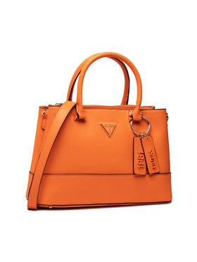 Guess Guess Дамска чанта Cordelia (Vg) HWVG81 30060 Оранжев