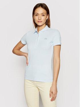 Lacoste Lacoste Polo PF5462 Niebieski Slim Fit