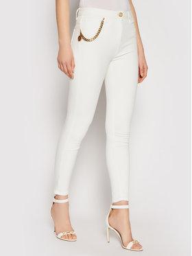 Elisabetta Franchi Elisabetta Franchi Jeans PJ-03S-11E2-V270 Bianco Slim Fit