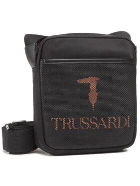 Trussardi Trussardi Ľadvinka Shoulder Bag Nylon 71B00241 Čierna